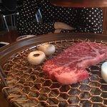 korea premium sirloin steak