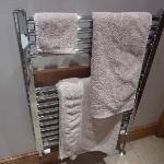beautiful towel warmers