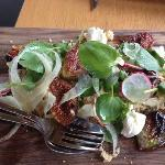 Fig Cous Cous Goats Cheese