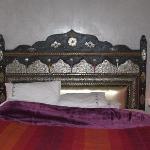 Stylish bedhead