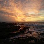 Red Bluff Sunset