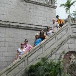 Us at Casa Manila