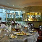 Restaurant Calla mit offener Showküche