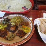 Queen Sheba Platter (good for 2people)