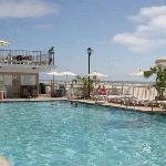 the pool!  soooo nice!