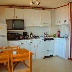 Seaside 1 Bedroom :  Kitchenette