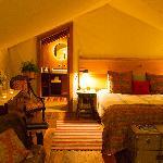 Luxury En Suite tent