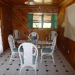 Dining room (rental house)