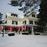 Winter at Puffin Inn