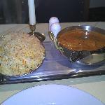 The Nepalese dish Chicken Shahi - Fantastic!