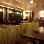 Breakfast Buffet/Dining Room