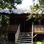 een prachtig bungalow