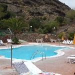 Main Pool in Monsenor