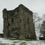 The Keep of the Peveril Castle