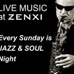 Live Music - JAZZ & SOUL every sunday