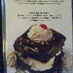 Hot Fudge Mt Baker menu page