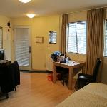 Studio Room 205 entry