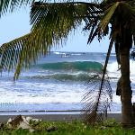best beach break in costa rica