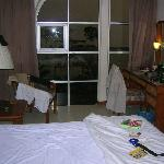 interior of room 313