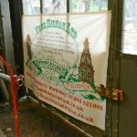 Fred's advertising banner
