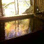 Onsen by the River