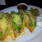 Lovey Chicken Taco