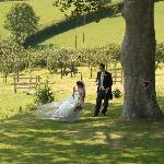 A beautiful wedding venue to get married too!