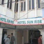 Welcome to Hotel Sunrise