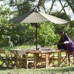 Mara Porini Camp Lunch