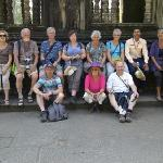 Angkor Tour with my group