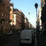Via Nazionale Street