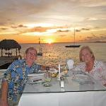 Sunset Dinner at Richard's