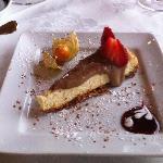 Dessert - Cheesecake Cappuccino scented