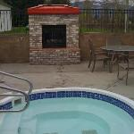Out door Hottub