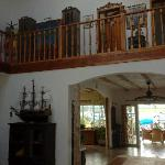 Upstair rooms