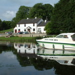located on the shores of Lough Erne