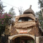 Sobo Bade's Grass Roof