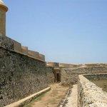 Photo de Castillo de San Carlos de la Barra