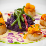 Try Our Beautiful Jumbo Scallops