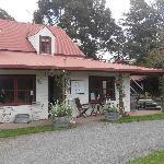 Gladstone Vineyard Cafe