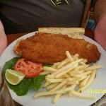Grouper Sandwich