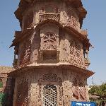 Inside Mandor garden, Jodhpur