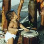 Boy Drummer