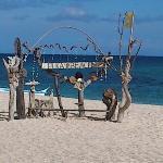 Entrance of Puka Beach - April 2012