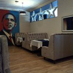 Inside the Obama Bar & Grill