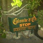 Billede af La Colombe D'Or