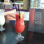 Strawberry Non Alcholic Cocktail