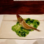 Grilled Japanese Whiting