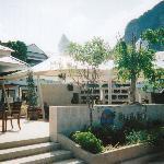 Nice Bar next to Ao Nang Beach