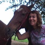 My horse Turbo